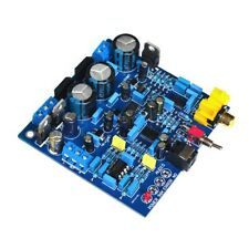 AK4396 CS8416 NE5532 DAC Fiber Coaxial Decoder Board 24BIT 192KHZ