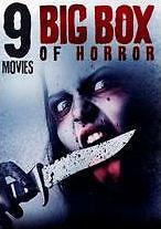 9-MOVIE BIG BOX OF HORROR (2PC) - DVD - Region 1 - Sealed