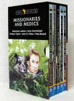 NEW Missionaries and Medics Trailblazers Set of 5 Books Biographies Stories Lot