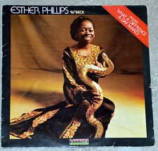 33t Esther Philips w/Beck - What a difference a day make (LP)