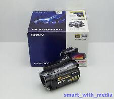 SONY HANDYCAM HDR-SR12E CAMCORDER BOXED HD 120GB HDD DIGITAL HIGH DEFINITION