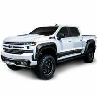 Warn 102542 4X Fender Flares, For 2019-2020 Chevrolet Silverado 1500