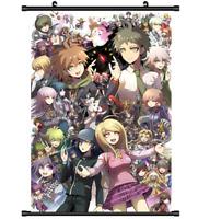 4034 Anime Game super Danganronpa V3 wall Poster Scroll