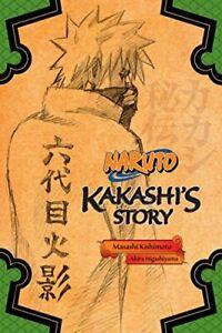 Naruto: Kakashi's Story (Naruto Novels) by Higashiyama, Akira Book The Fast Free