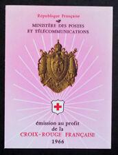 Sello FRANCIA / FRENCH stamp - Yvert Tellier Carnet Cruz Rojo n°2015 (Cyn25) A