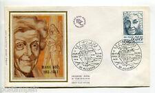 FRANCE 1978, FDC 1° JOUR, MARIE NOEL, CELEBRITE, timbre 1986