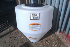 15 Gallon Cone Bottom Tank Only 19 X 23 No Stand