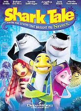 SHARK TALE WIDESCREEN WILL SMITH LIKE NEW IN ORIGINAL CASE DVD