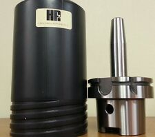 New HSK100A Shrink Fit Holder 8mm ID x 5.11 - H13 Mat'l MFG by TM Smith Tool