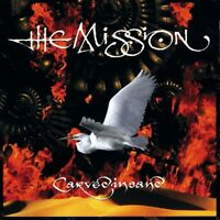 THE MISSION - CARVED IN SAND (VINYL)   VINYL LP NEU