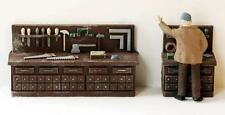 TOOL and Hardware Workbench for Workshops comes Painted for you O Scale