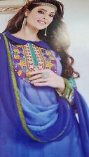 Ethinc Salwar Kameez  Beautiful Embroider 1 X Cotton SUIT 3 p