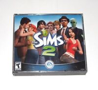 The Sims 2 Game PC Windows Complete People Simulator 2004