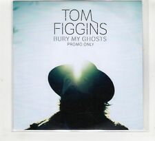 (HD380) Tom Figgins, Bury My Ghosts - 2016 DJ CD