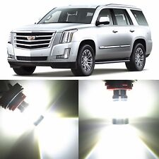 Alla Lighting DRL Light 4114K White LED Bulb for 02~06 Cadillac Escalade ESV EXT