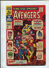 THE AVENGERS SPECIAL 1 (7.5) 1967