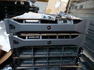 """Dell PowerVault MD1200 2U 12 bay 3.5"""" Storage Array Rail +Bezel safe delivery"""