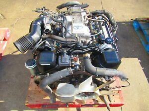1990 to 1994 Lexus LS400 4.0L DOHC V8 Non VVTI Engine & Automatic JDM 1UZ-FE 1UZ