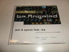 CD Jam & Spoon feat. Rea * - BE. Angeled