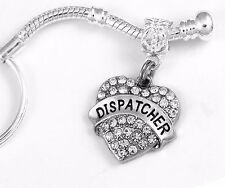 Dispatcher keychain  dispatcher jewelry  Dispatcher gift Dispatcher best jewelry