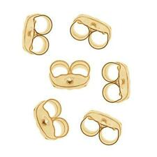(20pcs) Ear Nuts Ends Endings 2018 Hot 14K Gold EarRing Backs