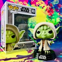 Yoda (Hooded) Gamestop Exclusive Star Wars Battlefront Funko POP! #393