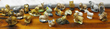 Lot Of 26 Wades Red Rose Tea Figurines