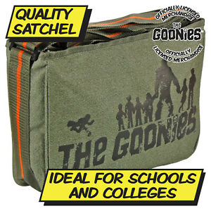 Goonies Satchel Bag - COOL RETRO BAG - GIFT IDEA FOR HIM HER SCHOOL COLLEGE GYM