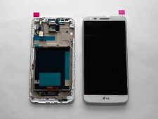 LCD Display & Touch Screen Digitizer For LG G2 D802 With Frame - White