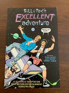 Bill & Ted's Excellent Adventure #1 (Dec 1988, DC) Mail-in only NM-