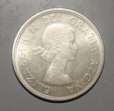 1864 1964 Canada Dollar KM# 58 Silver Coin Charlottetown Quebec