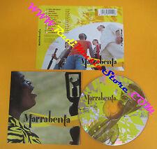 CD MARRABENTA Omonimo Same 1996 Italy RTI MUSIC RTI 1114-2 no lp mc dvd (CS5*)