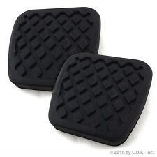 2 Brake or Clutch Pedal Pads Cover fits Honda Accord Civic CRV Element Prelude