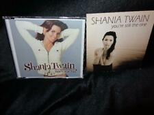 Shania Twain *Party For Two (Mark McGrath)-Sweden+You're Still The One-U.S. CDs!