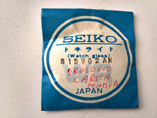 ULTRA RARE SEIKO GLASS 315W02AN  FOR 6602-7040 - GENUINE 100%