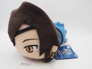 "Sengoku Basara B0501 Date Masamuse Banpresto 2017 Nesoberi 7"" Plush Toy Doll"