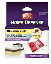 5 - Ortho Home Defense Bed Bug Trap 2 Pack New Sealed Free Shipping