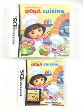 Dora Kitchen DS/Game on Nintendo DS, 3DS, 2DS, New