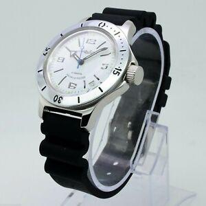 Vostok Amphibia 120847 Watch - UK STOCK