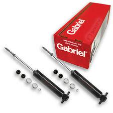 2 pc Gabriel Front Shock Absorber for 1968-1973 Pontiac GTO - Ultra Premium qa