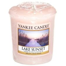 YANKEE CANDLE Candela profumata votiva Lake Sunset durata 15 ore