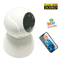 Wireless 1080P HD Wi-Fi Smart Home Security IP Camera CCTV IR LOT Baby Monitor