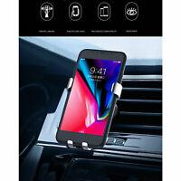 PORTA CELLULARE SUPPORTO DA AUTO PER BOCCHETTE ARIA E Mobile SMARTPHONE GPS