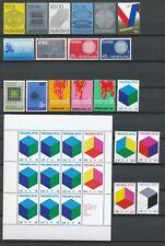 Nederland jaargang 1970 postfris