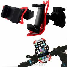 Universal Bike Bicycle Motorbike Handlebar Mobile Phone Mount Holder Stand