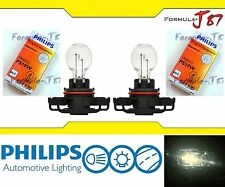 Philips Standard PS19W 5201 12085 19W Two Bulbs DRL Daytime Light Replacement OE