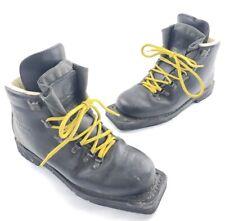 Vintage Asolo Sport Snowpine Vibram Sole Snow Ski BootWomen's Size 8.5 Nl 3-Pin