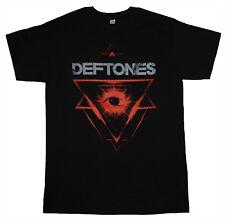 DEFTONES - Triangle Eye Logo - T SHIRT Sizes S-M-L-XL-2XL Brand New