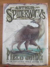 Spiderwick's Field Guide to the Fantastical (1st Print) Signed Black, DiTerlizzi