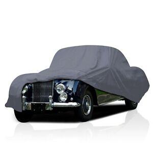 [PSD] Supreme Waterproof Car Cover for 1966 Jaguar 2.4 Litre Sedan 4-Door